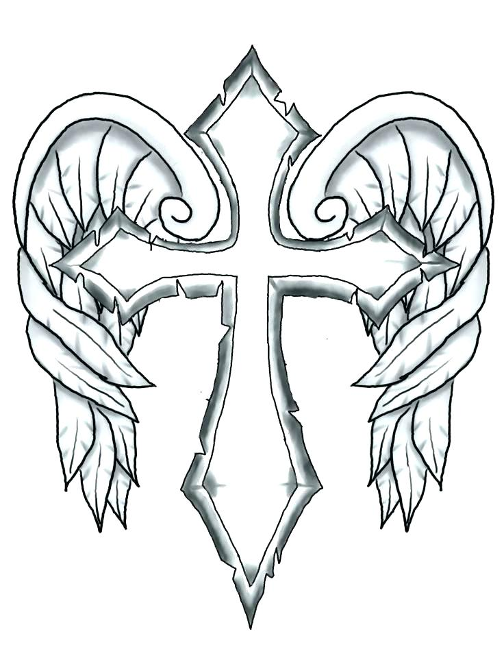 736x976 Cross Coloring Pictures Star Of Coloring Page Cross Coloring Pages