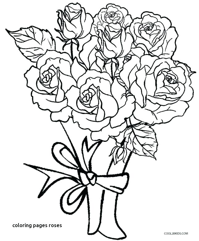 645x780 Crosses With Roses Coloring Pages Coloring Pages Of Skulls