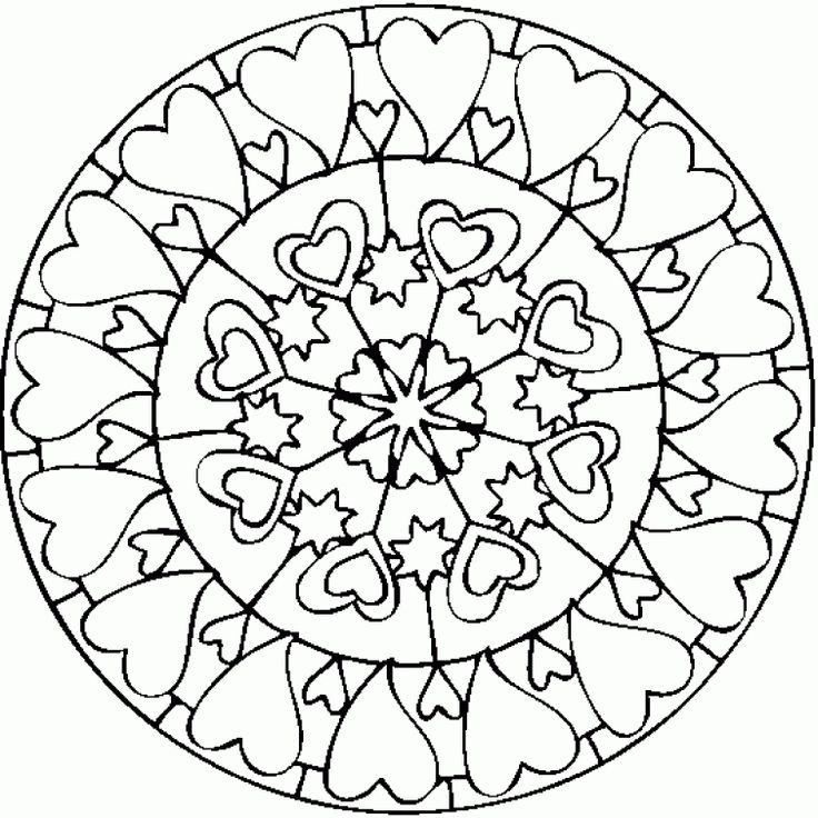 Rose Coloring Pages For Teenagers