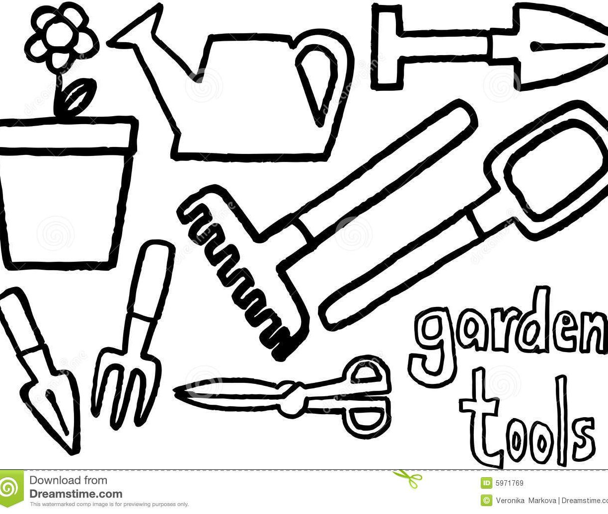 1224x1035 Kids Gardening Coloring Pages Free Colouring Pictures To Print