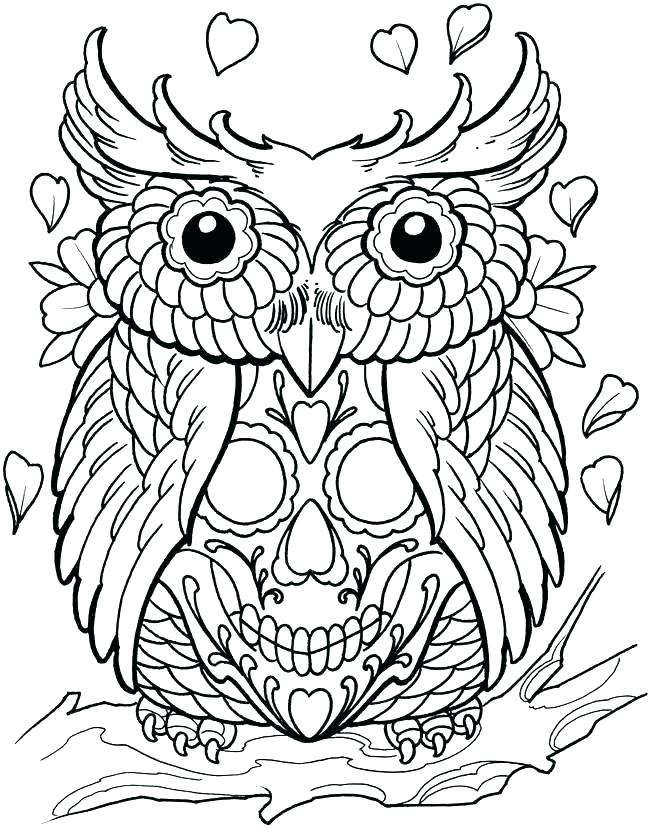 650x828 Tattoo Coloring Pages Tiger Tattoo Coloring Page Tattoo Girl