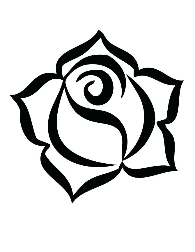 670x867 Rose Coloring Pages I Have Download The Roses Are Beautiful
