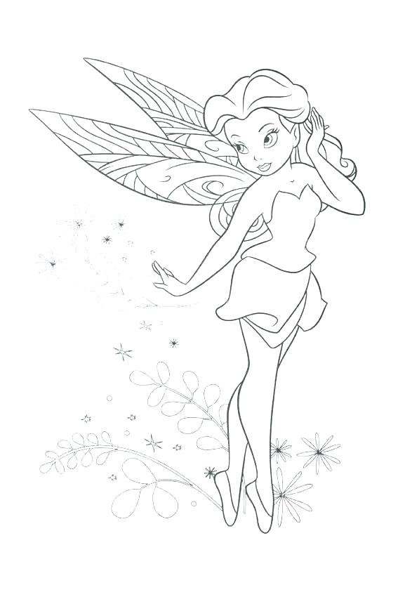Rosetta Fairy Coloring Pages at GetDrawings.com | Free for personal ...