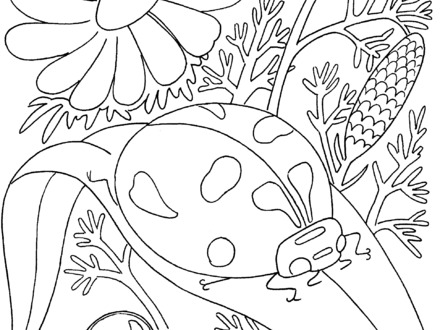 440x330 Insect Coloring Pages Pdf, Rowdyruff Boys Coloring Pages