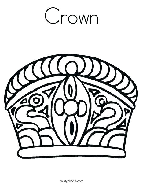 468x605 Crown Coloring Page Crown Coloring Page Crown Coloring Page Royal