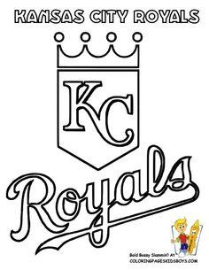 236x305 Kansas City Royals Logo Sewing Royal Logo, Kansas