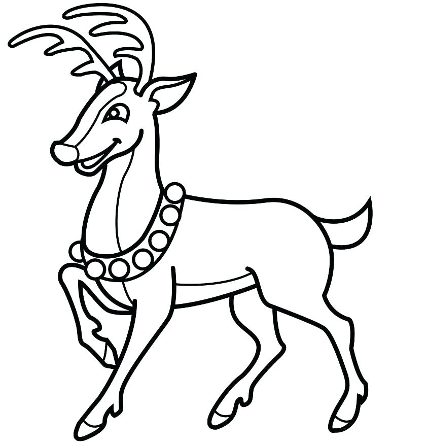 842x877 Coloring Pages Of The Red Nosed Reindeer Coloring Pages Of The Red