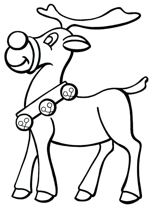 579x800 Rudolph Printable Coloring Pages Printable Coloring Pages