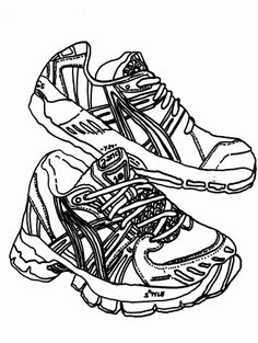 236x313 High Heel Shoes Coloring Pages