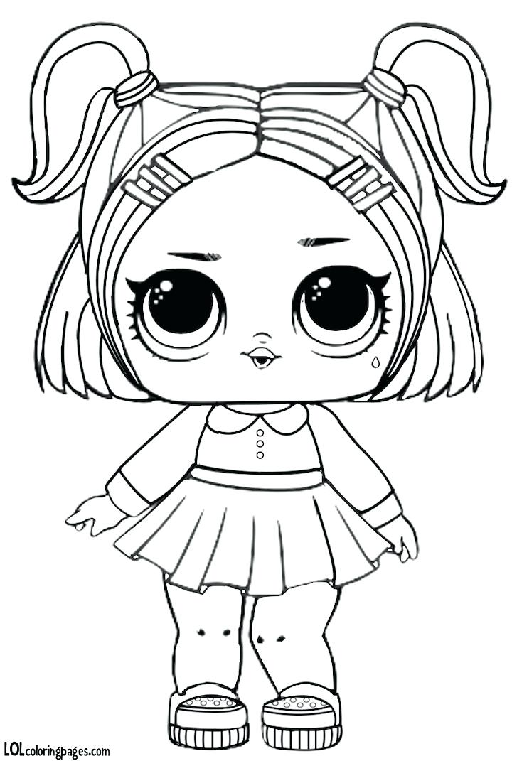 720x1071 Dusk Doll Coloring Page Surprise Doll Coloring Pages Paper Dolls