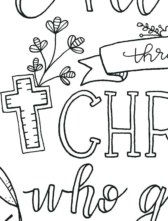 570x751 Gospel Coloring Pages