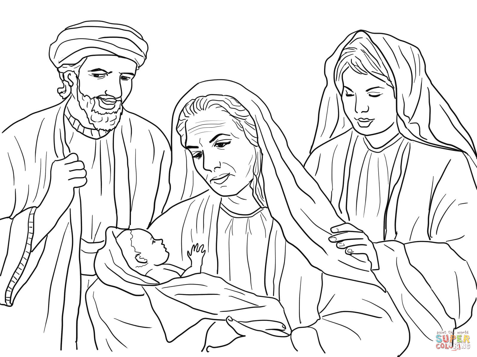 1600x1200 Good Ruth And Boaz Coloring Pages