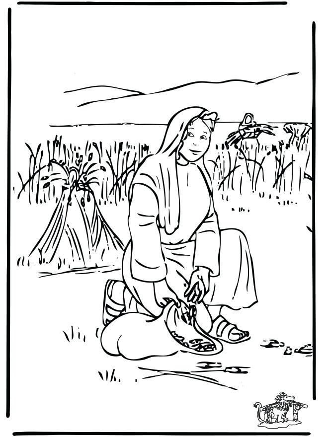 660x880 Ruth And Naomi Coloring Pages And Coloring Page Ruth Naomi