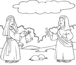 244x207 Image Result For Ruth And Boaz Coloring Sheets Bible