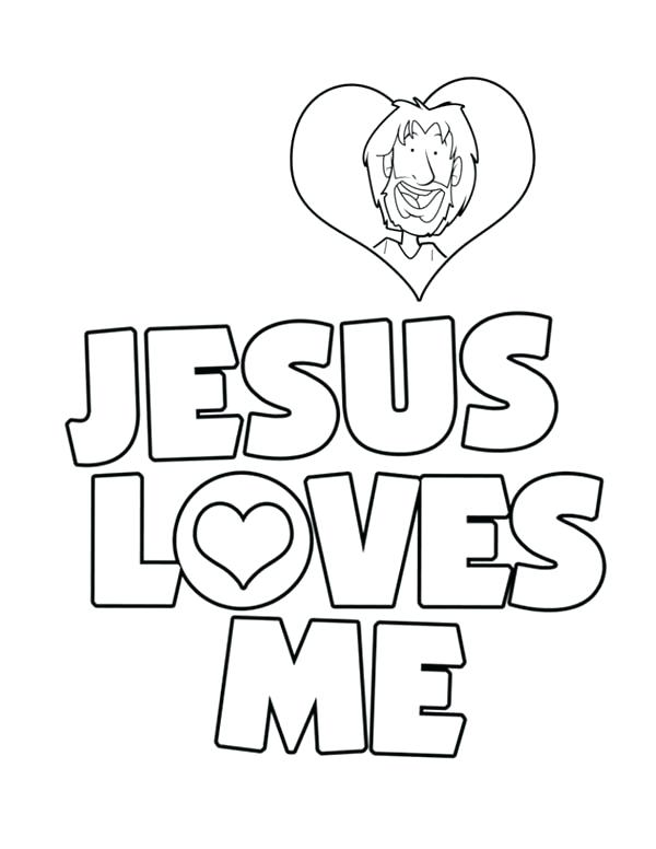 600x776 Sacred Heart Of Jesus Coloring Page Love Me Sticker Coloring Page
