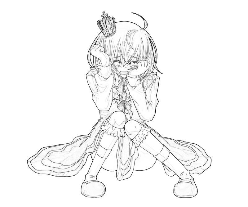800x667 Anime Girls Coloring Pages Coloring Pages Sad Anime