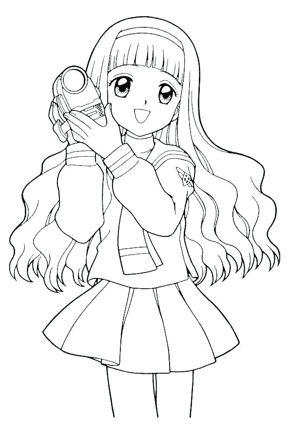 591x868 Anime Boy Coloring Pages Anime Boy Coloring Pages Anime Boy