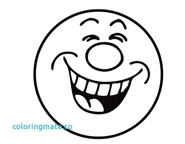 600x467 Sad Face Coloring Page Smiley Face Coloring Pages Sad Face