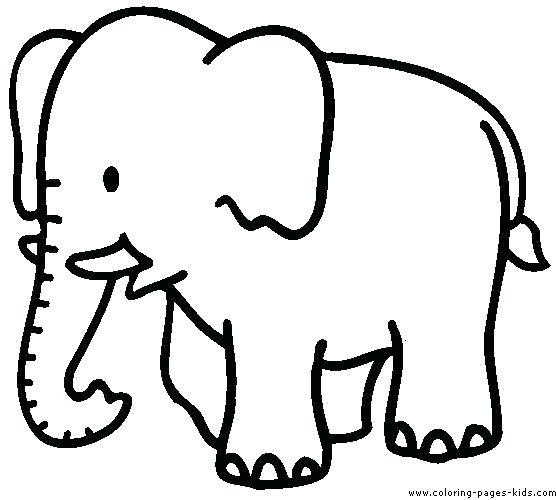 556x500 Animal Coloring Pages For Preschoolers Safari Coloring Page Safari