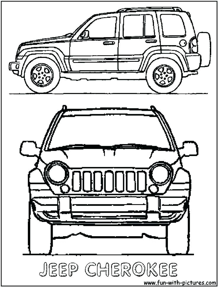 736x966 Jeep Coloring Pages Jeep Coloring Page Jeep Coloring Pages Pages