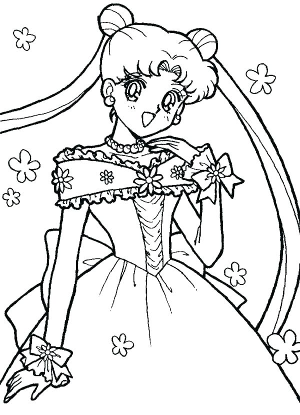 600x830 Sailor Moon Coloring Page Sailor Moon Coloring Pages Sailor Moon