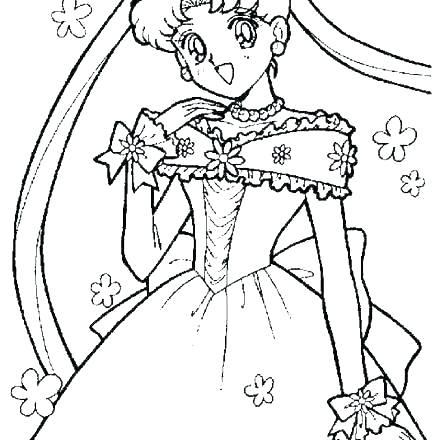 440x440 Sailor Coloring Pages Sailor Mercury Colouring Pages Sailor