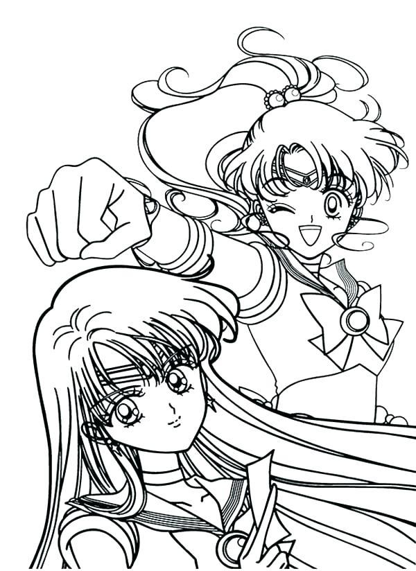 600x824 Sailor Moon Coloring Page Sailor Moon Coloring Page Sailor Mars
