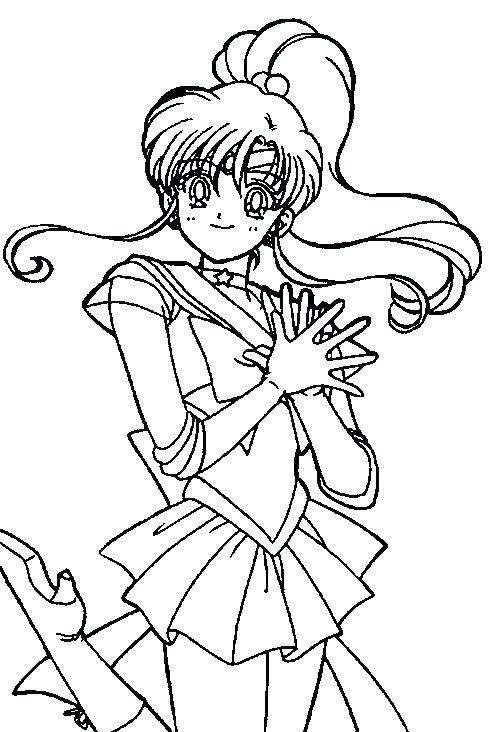 497x732 Kids N Coloring Pages Of Sailor Moon Sailor Moon Sailor Moon