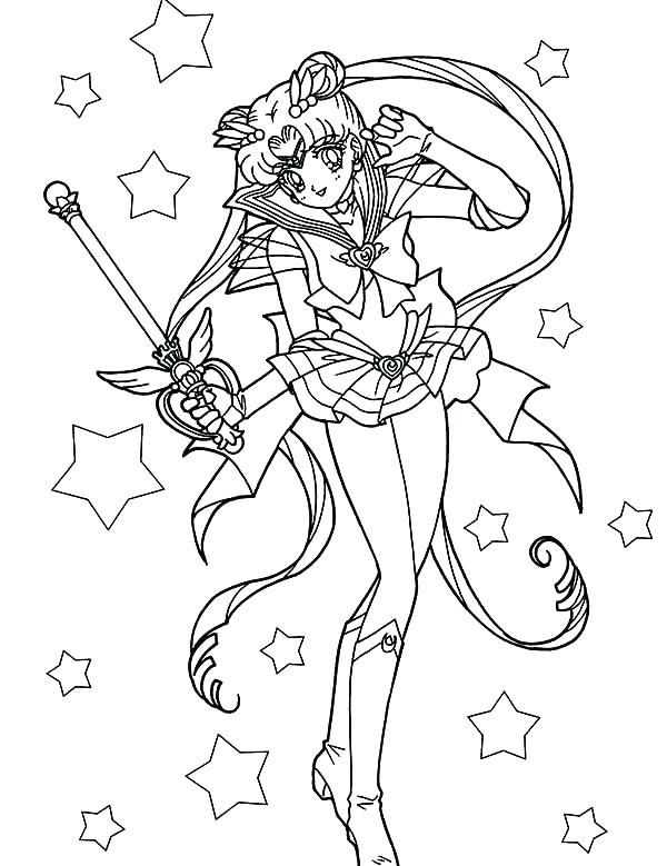 600x779 Sailor Mars Sailor Moon Sailor Moon And Co Sailor Moon Coloring