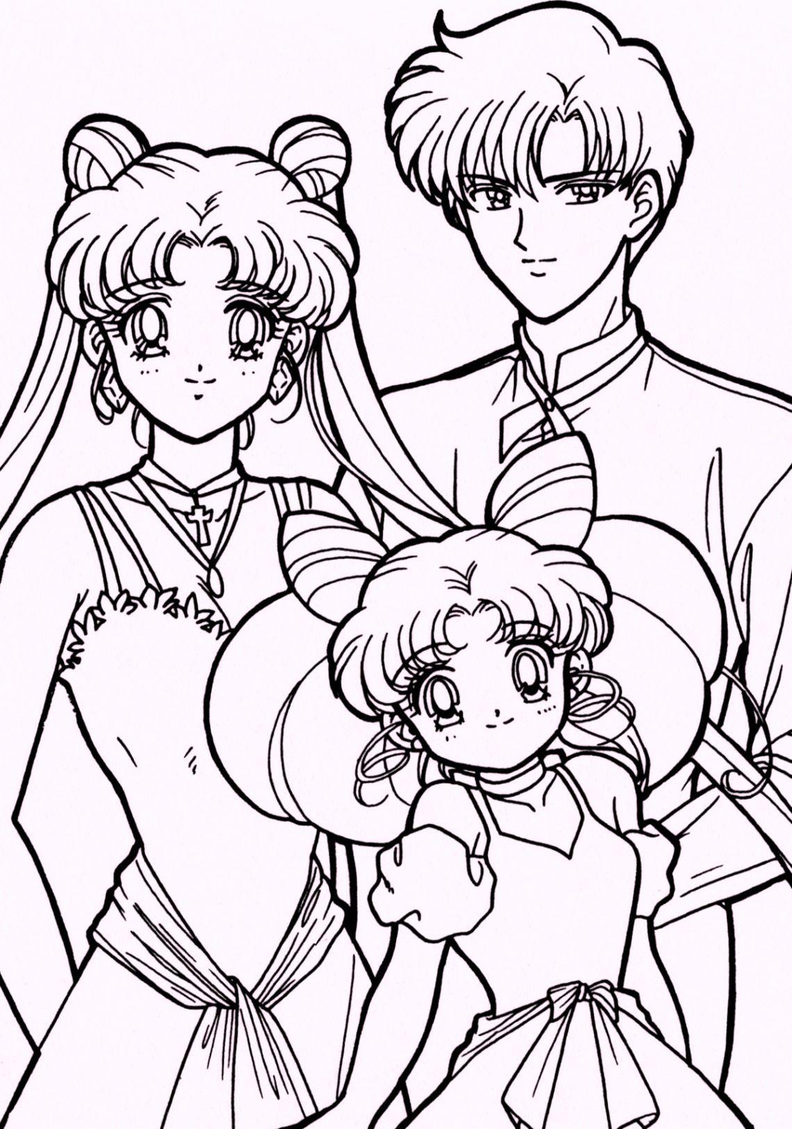 1140x1625 Sailor Sailor Moon, Sailor