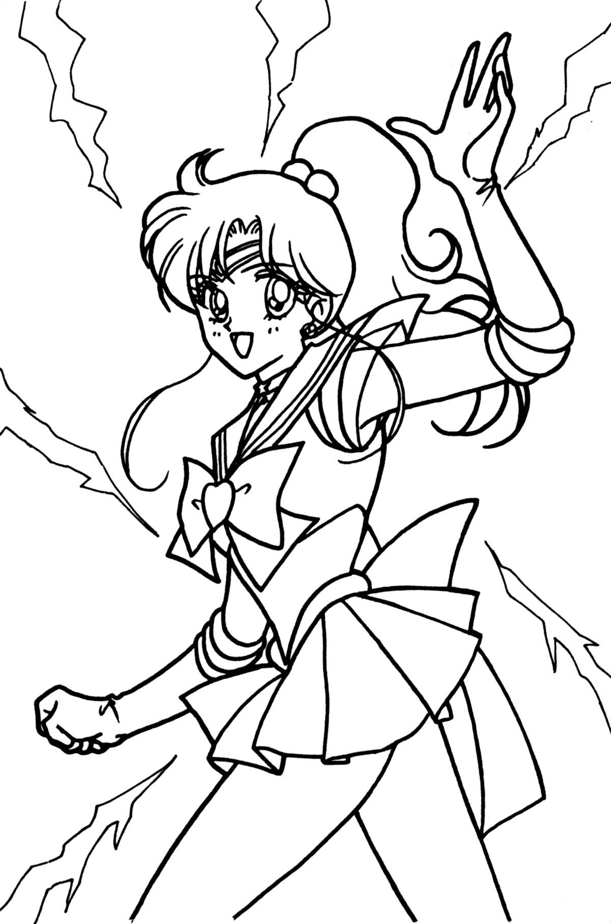 1200x1813 Sailor Moon Coloring Pages Awesome Tsuki Matsuri The Sailormoon