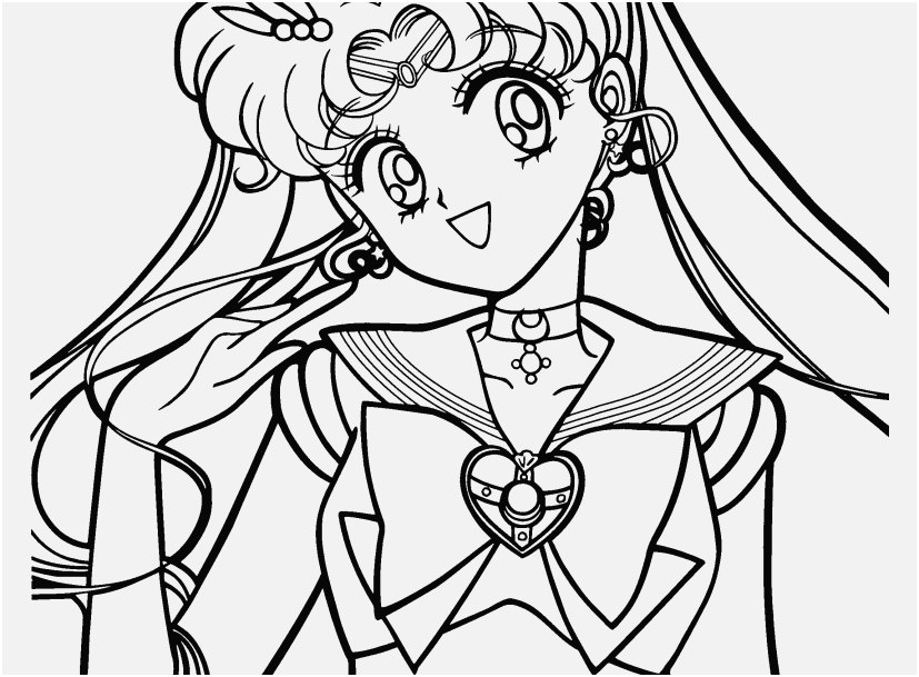 827x609 Sailor Moon Coloring Pages Pictures Coloring Page Tv Series