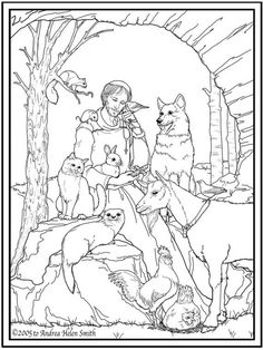 236x314 Saint Francis Xavier Coloring Page For Catholic Children Feast