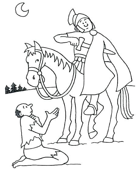 454x558 St Francis Coloring Page Of Colouring Pages St Coloring Page Saint