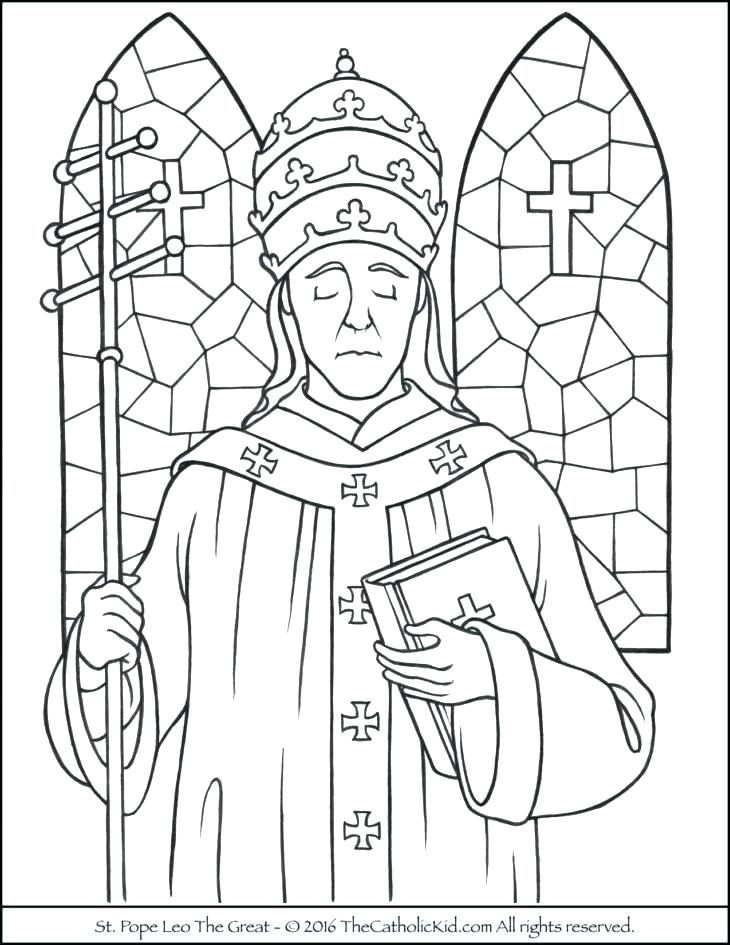 730x945 St Francis Coloring Page Saint Francis Xavier Coloring Page