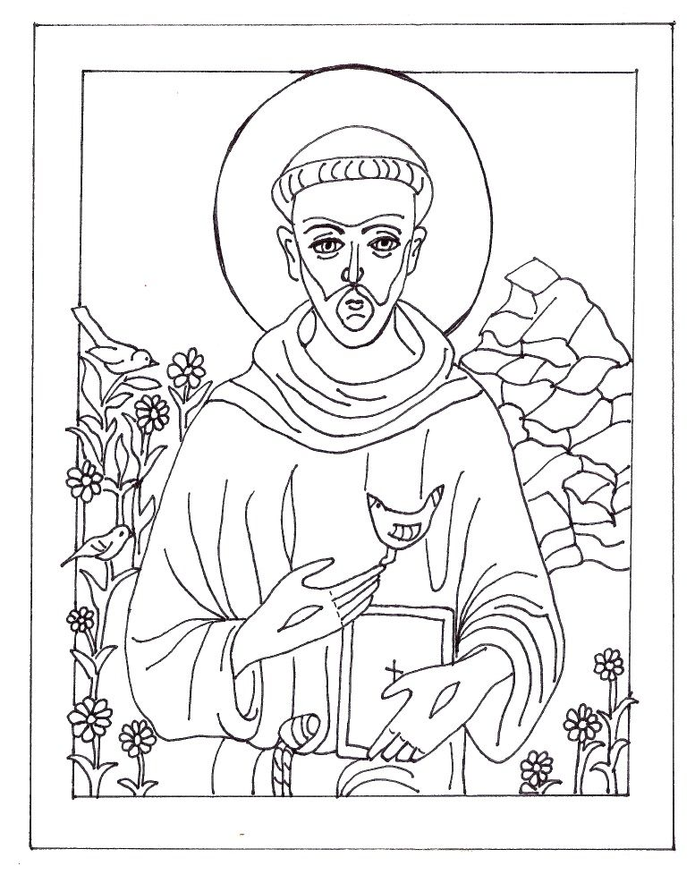 777x987 St Francis Of Assisi