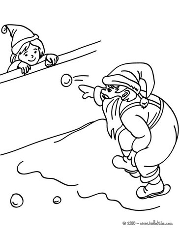 364x470 Saint Nicholas Is Laughing Coloring Pages