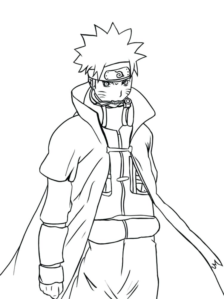 750x1000 Coloring Pages Of Naruto Anime Coloring Pages Sakura Coloring