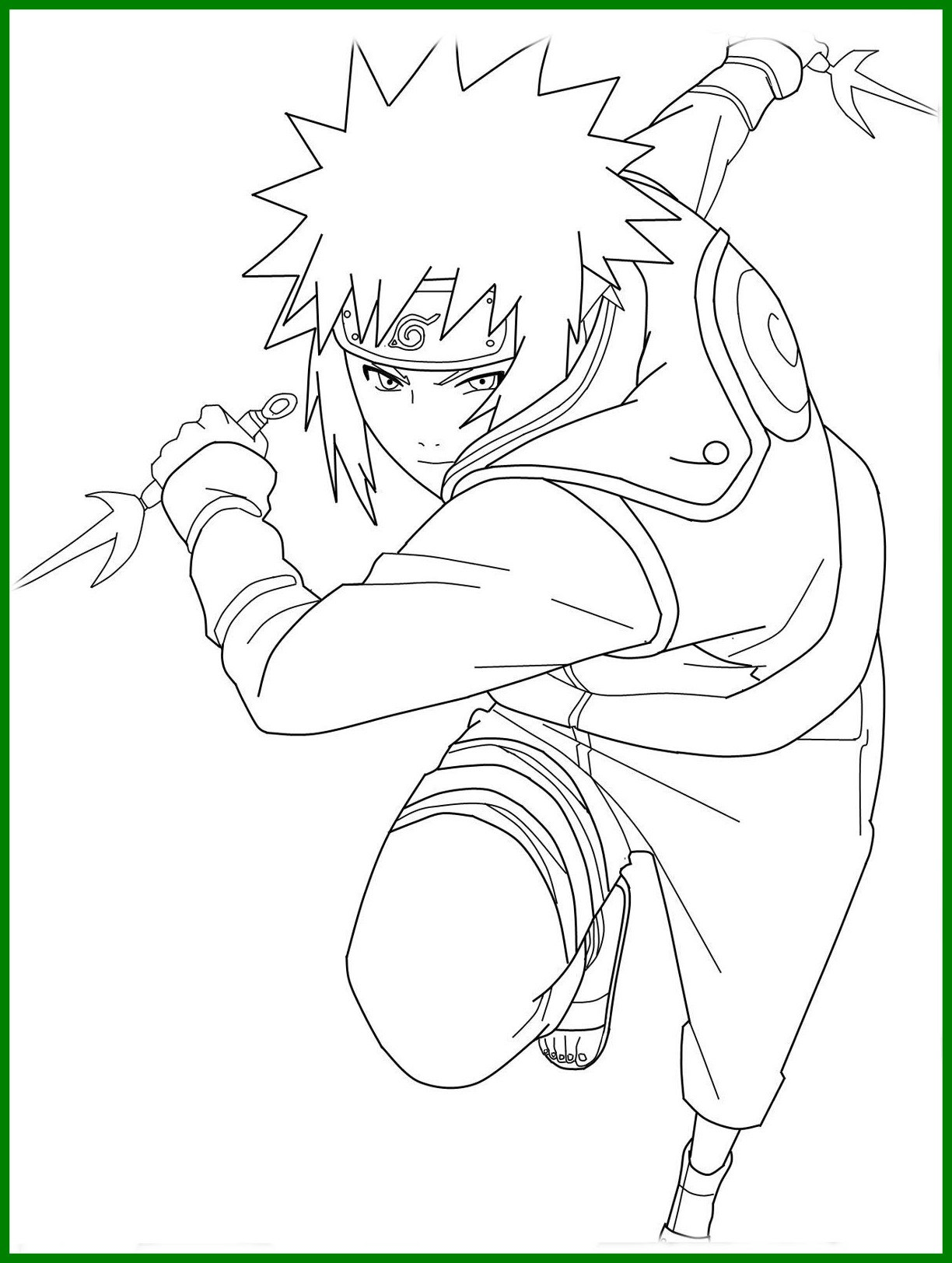 1224x1624 Appealing Cartoon Naruto Coloring Pages For Kids Pict Of Sakura