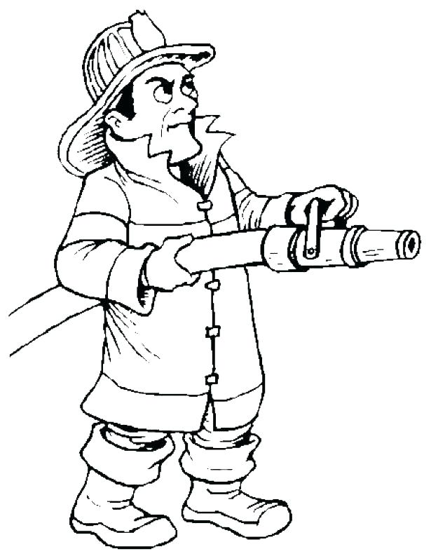 615x793 Fireman Sam Colouring Pages To Print Fireman Coloring Pages