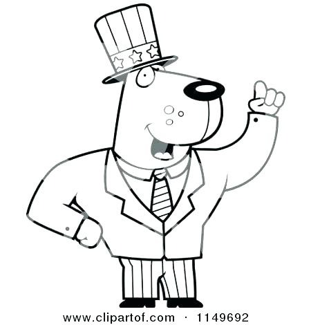 450x470 Uncle Sam Coloring Page Coloring Pages Firefighter Best Kids