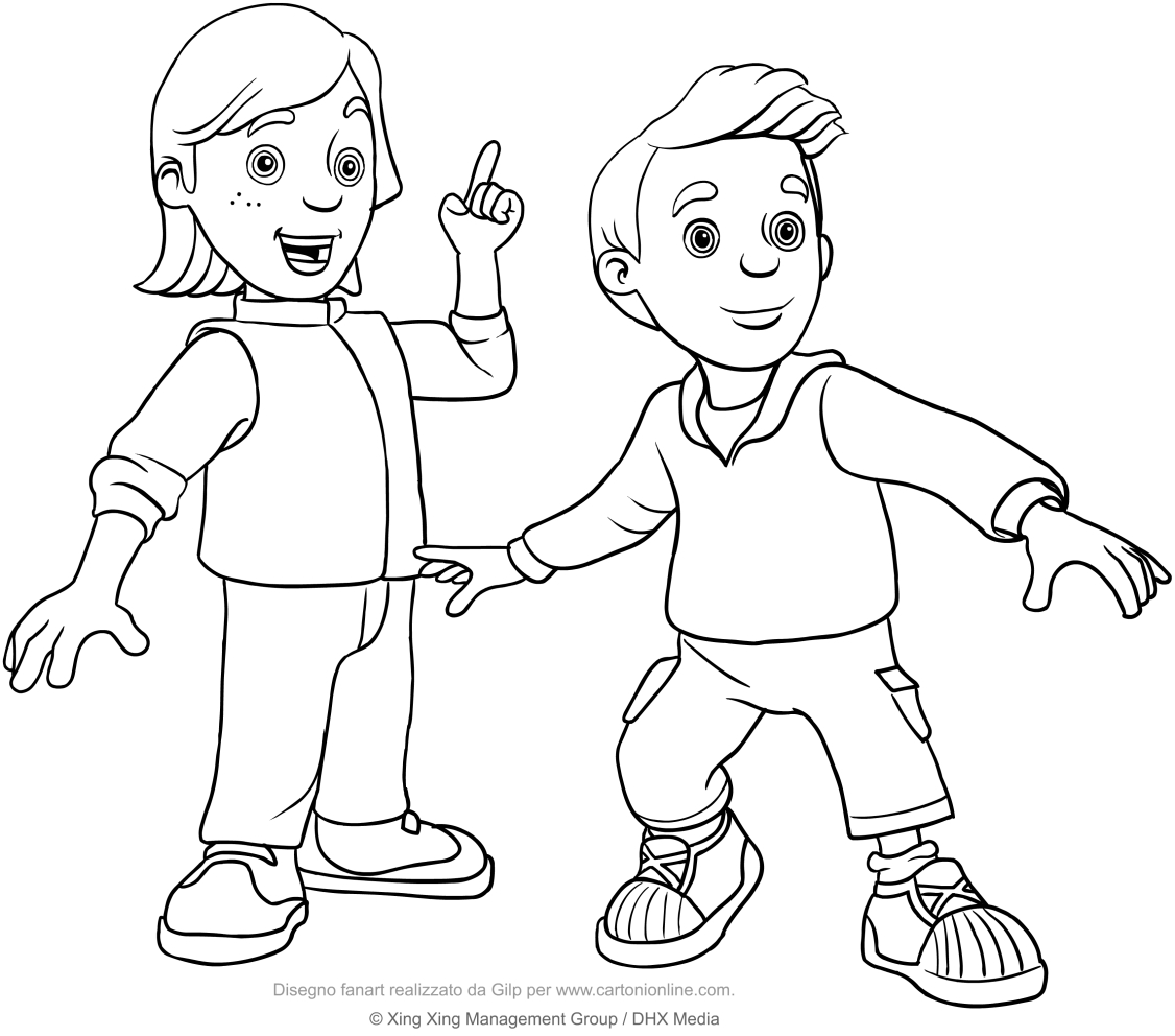 1126x992 Fireman Sam Coloring Pages