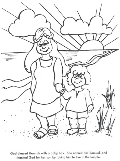 Samuel Bible Coloring Pages At Getdrawings Com Free For Personal