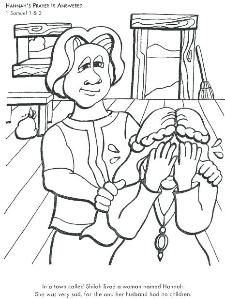 465x617 Samuel Coloring Pages Coloring Pages And Coloring Page Prayed