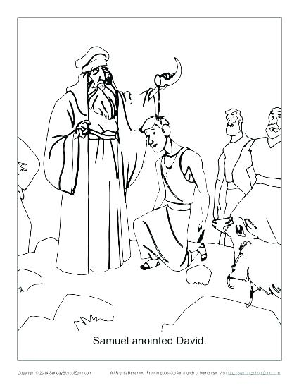 425x550 Hannah And Samuel Coloring Page And Coloring Page Coloring Pages