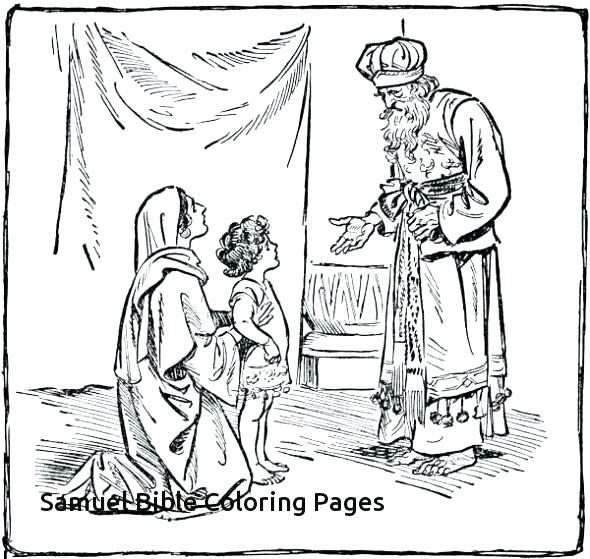 590x559 Hannah And Samuel Coloring Page Coloring Pages The Call Coloring