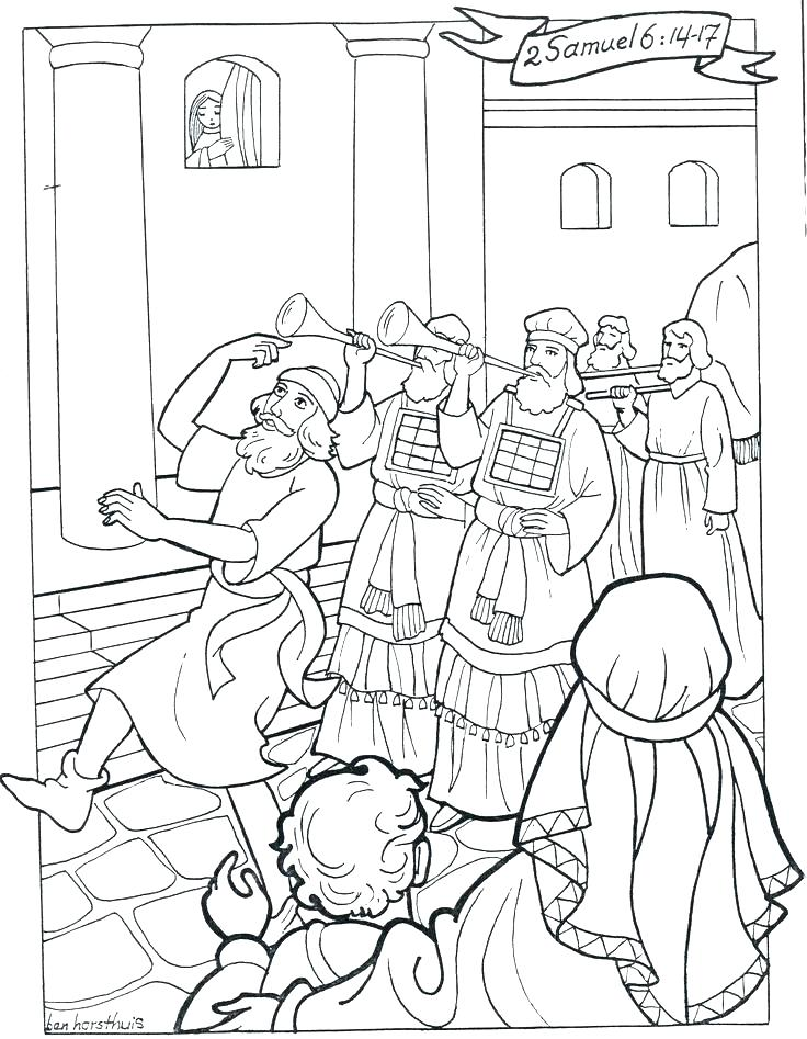 736x947 Samuel Coloring Page Served As A Boy Coloring Page Prophet Samuel