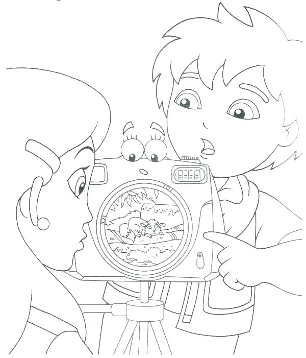 600x701 Go Diego Go Coloring Pages Coloring Pages Thanksgiving Pilgrims