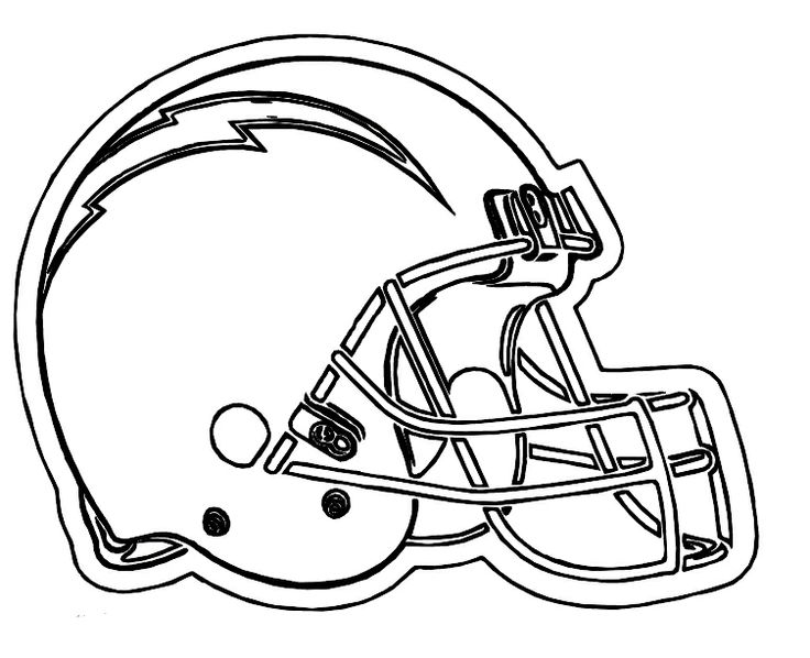 736x598 San Diego Chargers Coloring Pages