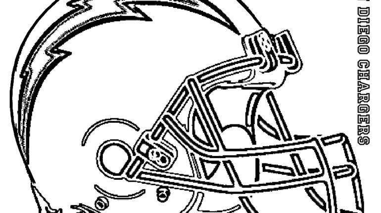 770x430 Chargers Coloring Pages Nfl Coloring Pages To Print Ideas Gekimoe